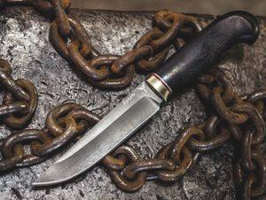 Нож Гепард