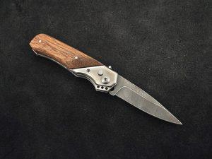 Нож Лесовик складной
