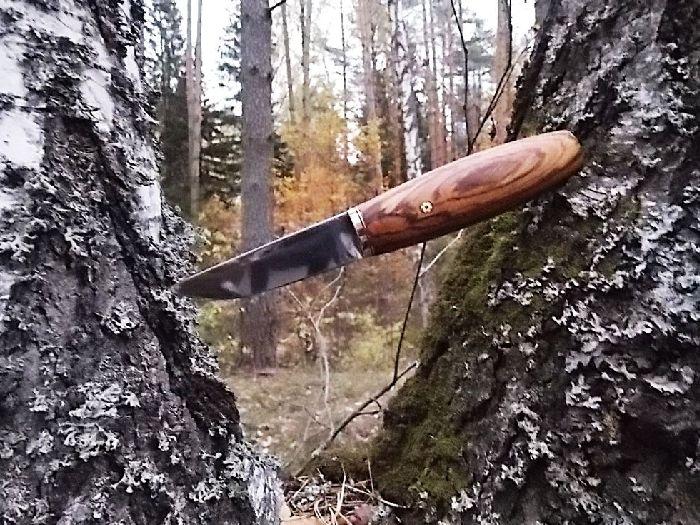 Нож в походе
