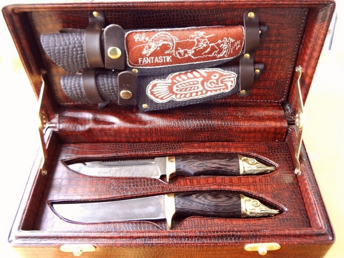 Ножи в подарок