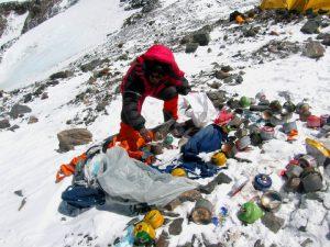 Очистка Эвереста