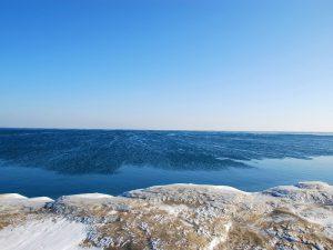 Охотское море фото