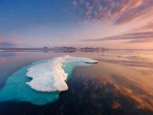 Остатки льдов