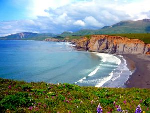 Берингово море фото