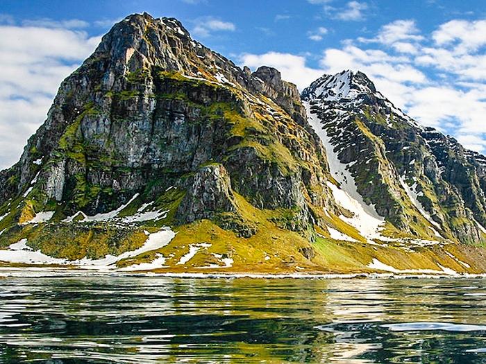 Острова Шпицбергена