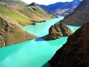 Озера Тибета