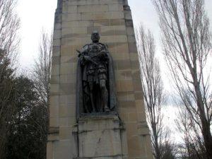 Памятник Георгу V