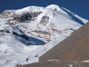 перевал Thorong Pass