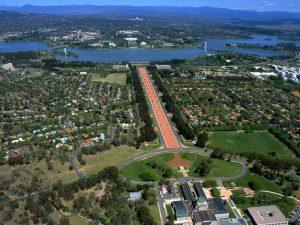 Столица Австралии фото