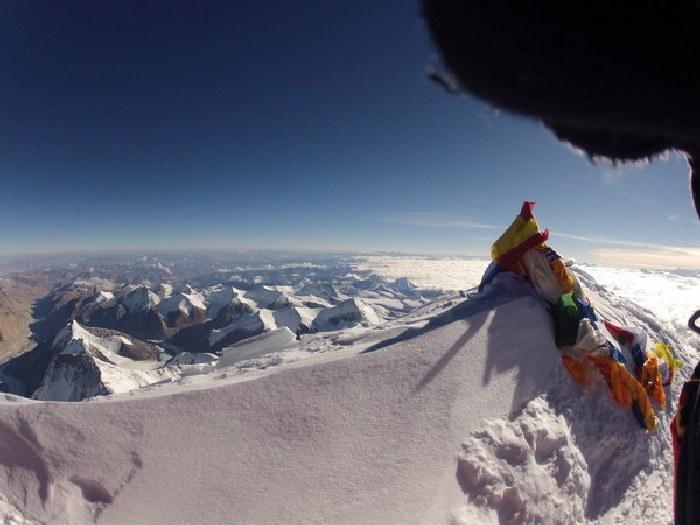 Пик Эвереста 2017
