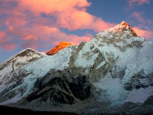 Пики Эвереста
