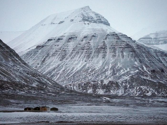 Гора Пирамида