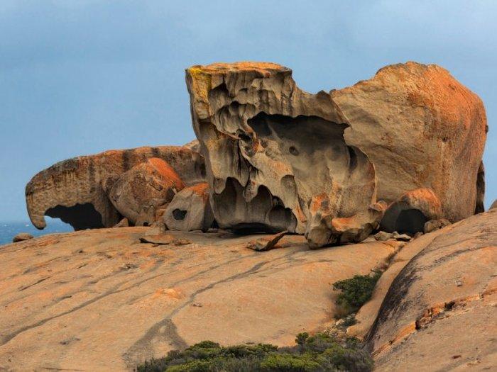 Поразительные скалы