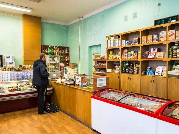 Продуктовый магазин
