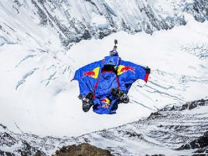 Прыжок с Эвереста
