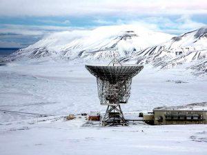 Радар На Шпицбергене