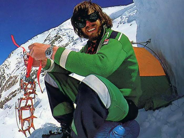 Соло на Эверест
