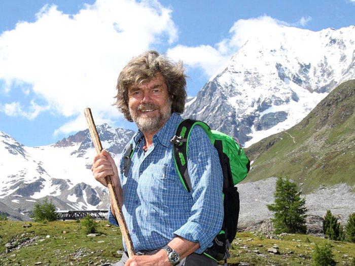 Альпинизм - это не спорт