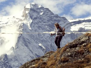 В Гималаях