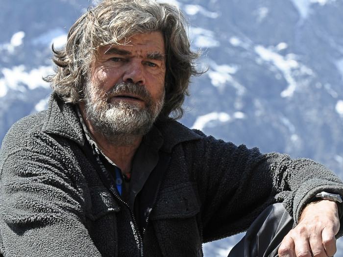 Альпинист из Южного Тироля