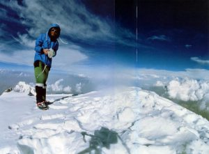 На вершине Нанга Парбат