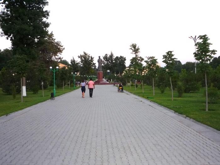 Самаркандский сквер