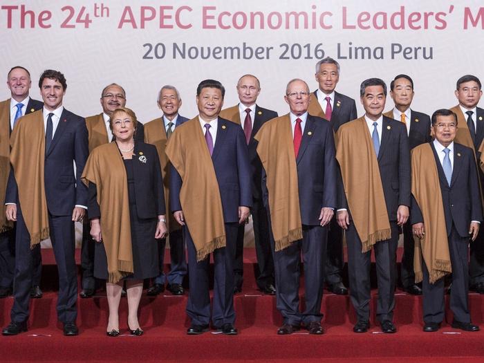 Саммит в Перу 2016