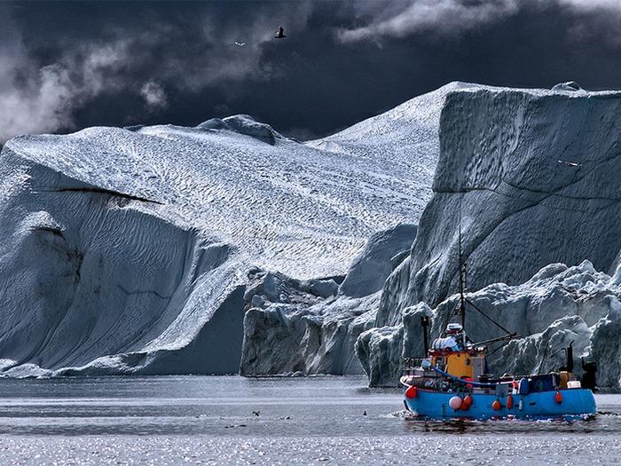 Интересные факты о Гренландии. 12 фактов о Гренландии