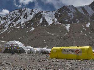 Северный базовый лагерь