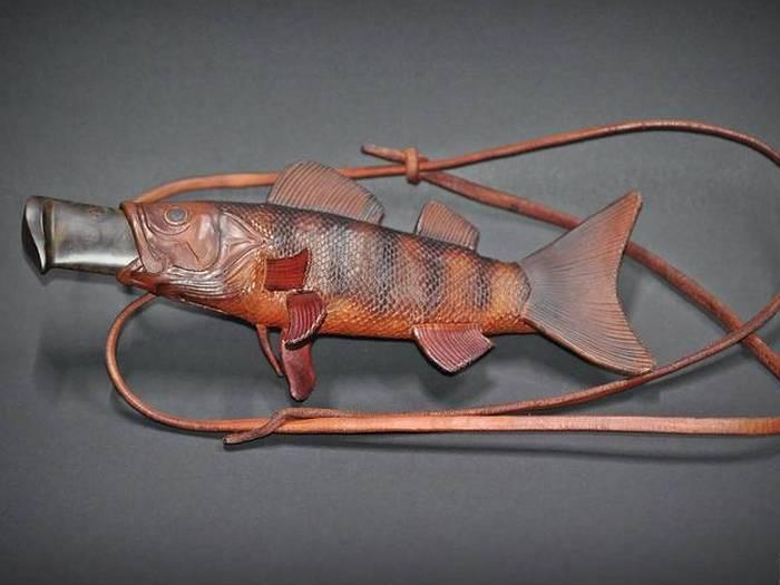 Шейный рыбацкий