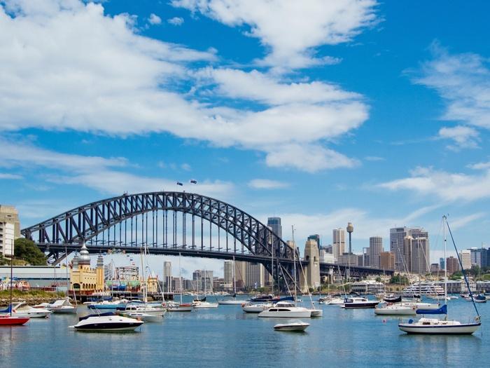 Интересные факты о Сиднее. 10 фактов о городе Сидней