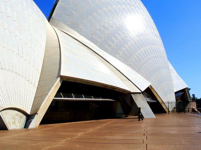 Здание в стиле экспрессионизма