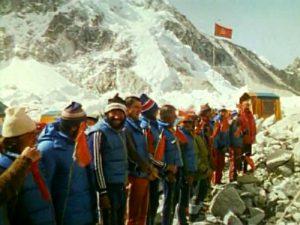 Советкая команда 1982