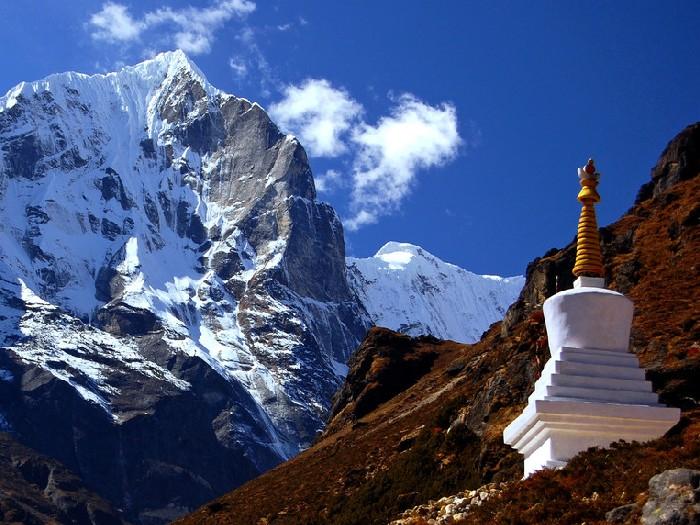 Священные горы Непала