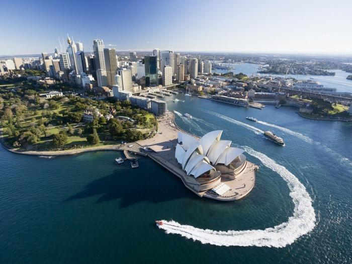 Береговая линия Сиднея