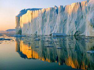 Тающие айсберги