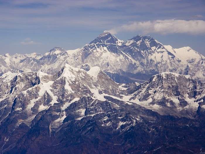 Только горы
