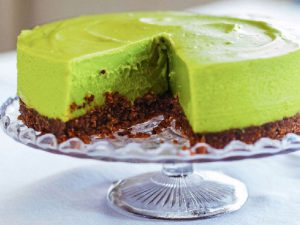 Торт из авокадо