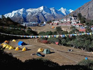 Туристический лагерь