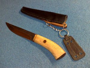 Удэгейский нож
