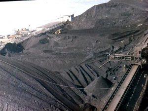 Уголь Шпицбергена