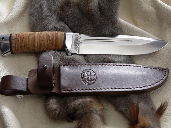 Охотничий нож Валдай