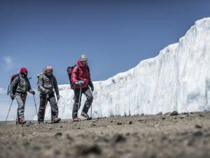 Вдоль ледника