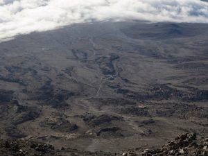 Вид с Килиманджаро