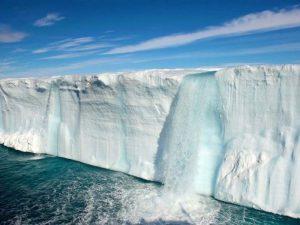 Ледниковые водопады