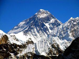 Вот он Эверест