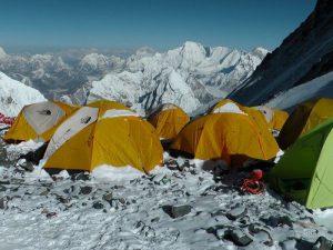 Южный базовый лагерь