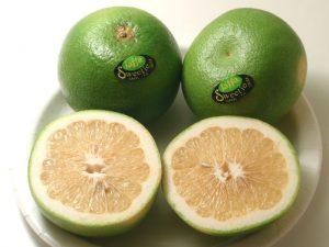 Зеленый сладкий