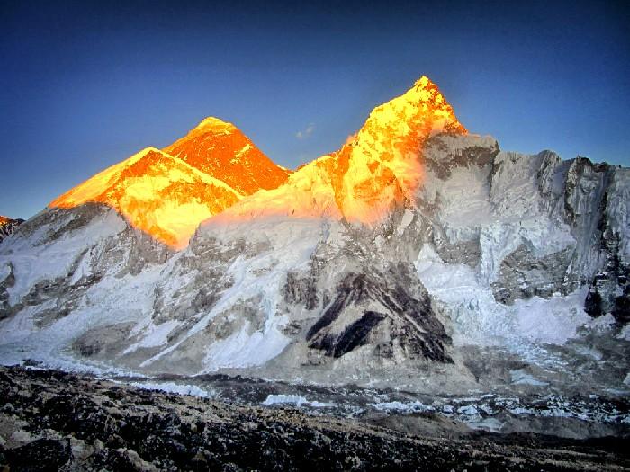 Золото Эвереста