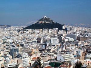 Столица Греции фото